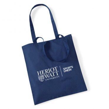 "Heriot Watt University | Sports Union ""You Watt"" Tote Bag"